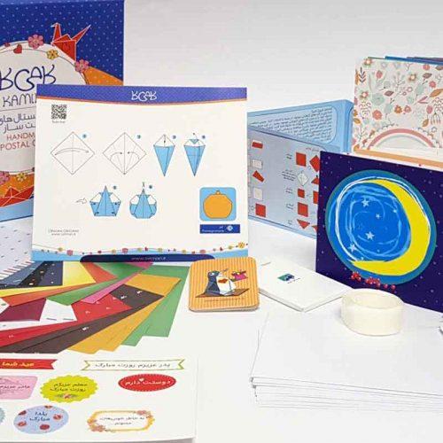 اسباب بازی اوریگامی اوریمان کامیکا 2