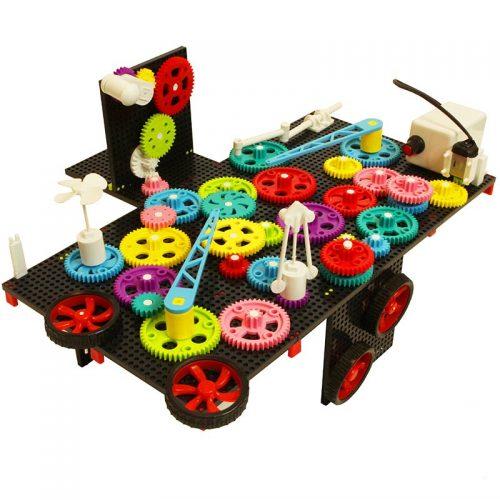 اسباب بازی ساختنی پک پیشرفته جینگو 2
