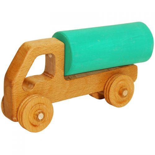 اسباب بازی چوبی تانکر ژپتو 3