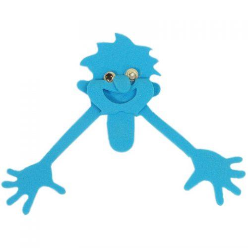 عروسک شیطونک آبی شادی رویان 1