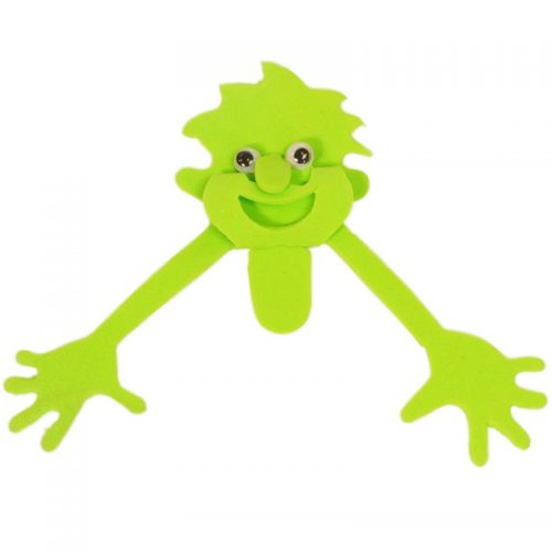 عروسک شیطونک سبز شادی رویان 1