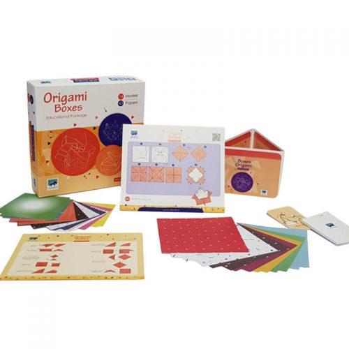 اسباب بازی اوریگامی جعبه ای اورمیان
