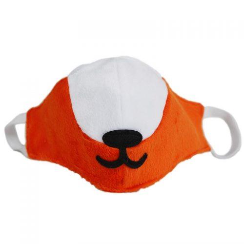 ماسک عروسکی روباه شادی رویان