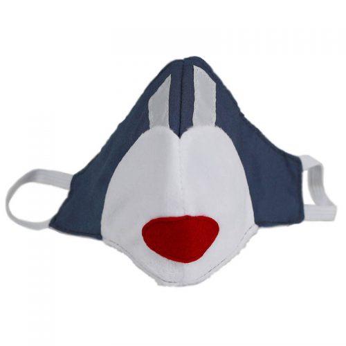 ماسک عروسکی خرگوش شادی رویان