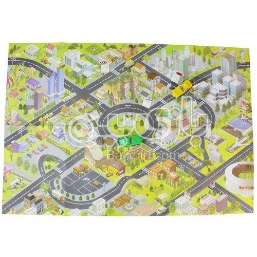 اسباب بازی بازی در شهر پارچه ای لیمان 4