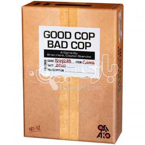 اسباب بازی پلیس خوب پلیس بد آکوگیمز 1