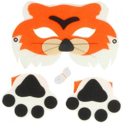 ماسک و ابزار مدل روباه گاليله کوچولو 2