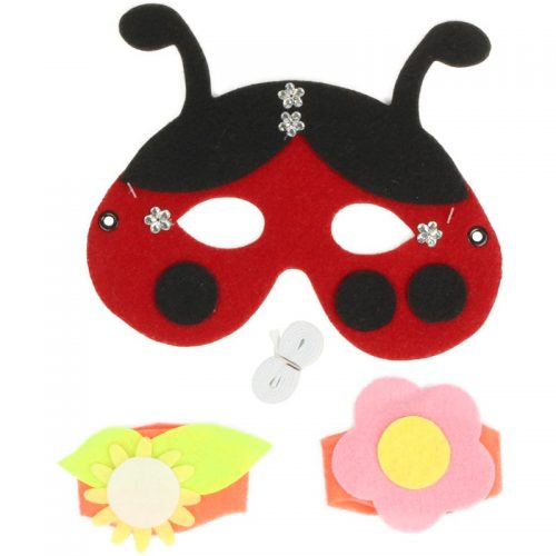 ماسک و ابزار مدل کفشدوزک گالیله کوچولو 2
