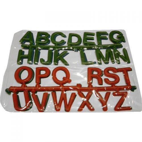 بازی الفباي انگليسي حروف بزرگ دانا