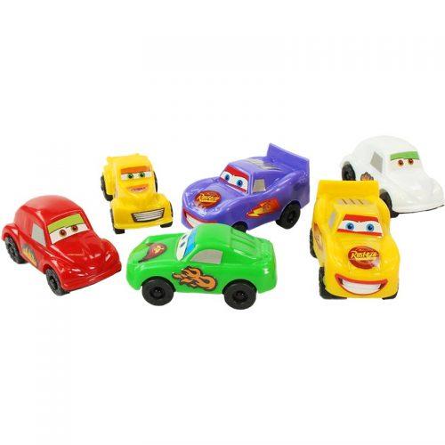 اسباب بازی ماشین کوچولو 6 عددی تومس 9