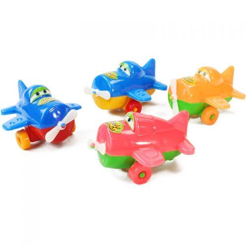 اسباب بازی هواپیما کوچولو 4 عددی تومس 11