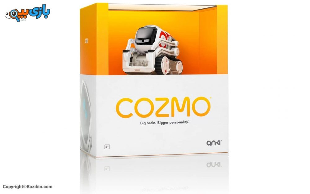 بازی ربات کازمو cozmo 4