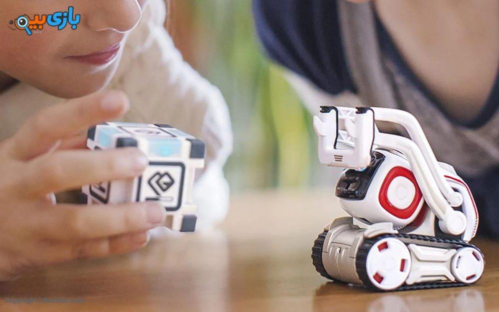 بازی ربات کازمو cozmo 6