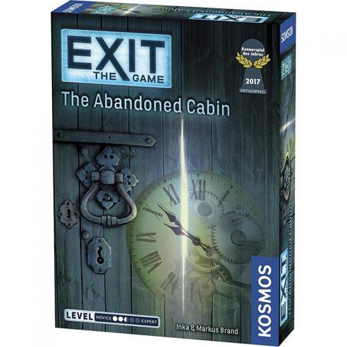 بازی رو میزی خروج کلبه متروکه EXIT THE ABANDONED CABIN فاکس گيمز