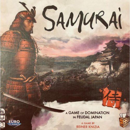 رو میزی سامورايي باز بازي