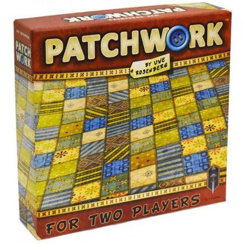 رو میزی چهل تکه پچ ورک PATCHWORK هرو گيمز