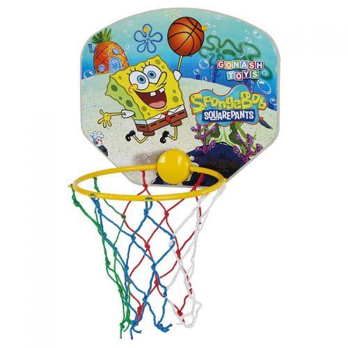 بازی تخته بسکتبال کوچک گنش طرح باب اسفنجی