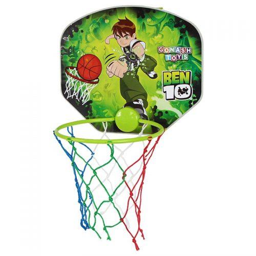 بازی تخته بسکتبال کوچک گنش طرح بن تن Ben10