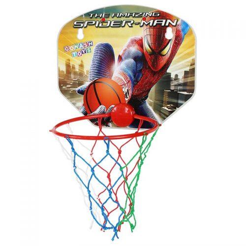 بازی تخته بسکتبال کوچک گنش طرح مرد عنکبوتی