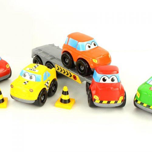 بازی ماشین های زرین تویز سری حمل و نقل 2