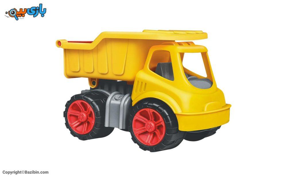 بازی کامیون بزرگ کیوان تویز