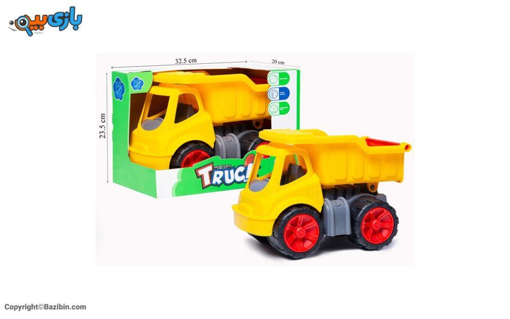 بازی کامیون بزرگ کیوان تویز 2